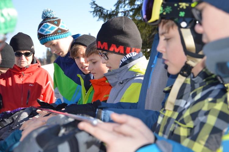 Check your risk im Skilager