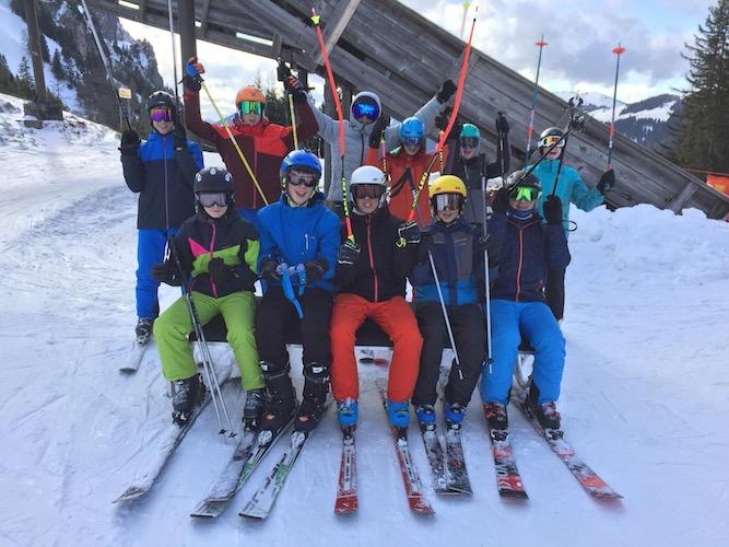 Ski- und Snowboardtag