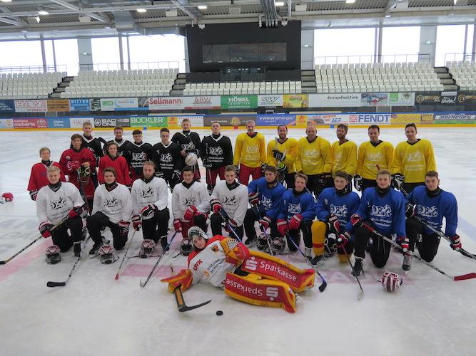 Eishockey als Wahlfach und Sport in der Oberstufe