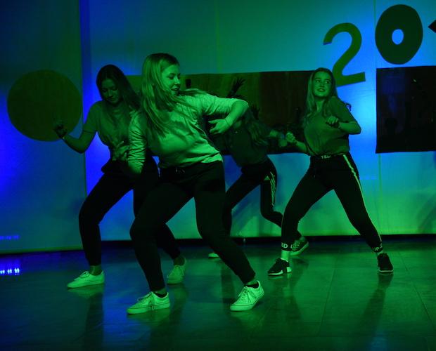 Wahlfach Tanz - Music Dance and Emotion